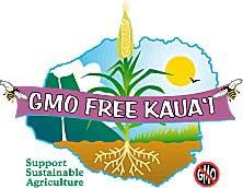 GMO Free Kaua'i Logo